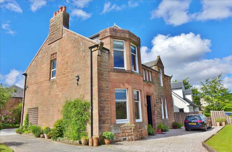 5 Bedrooms Villa House for sale in Inchgarvie, Alma Road, Brodick
