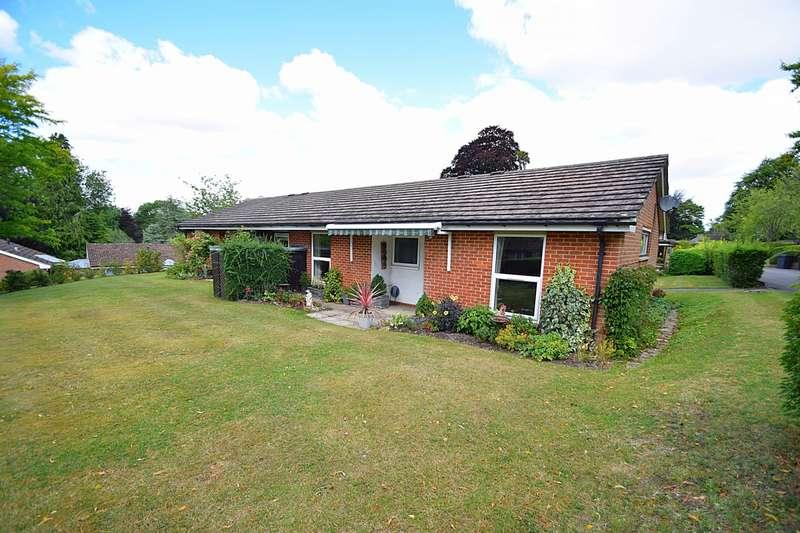 2 Bedrooms Bungalow for sale in Headbourne Worthy