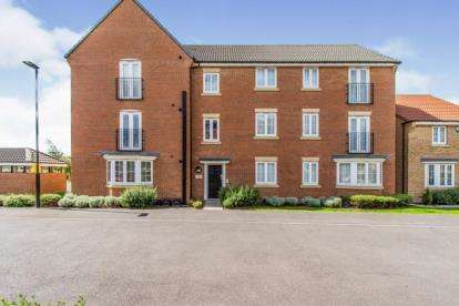 2 Bedrooms Flat for sale in Buttermere Crescent, Doncaster