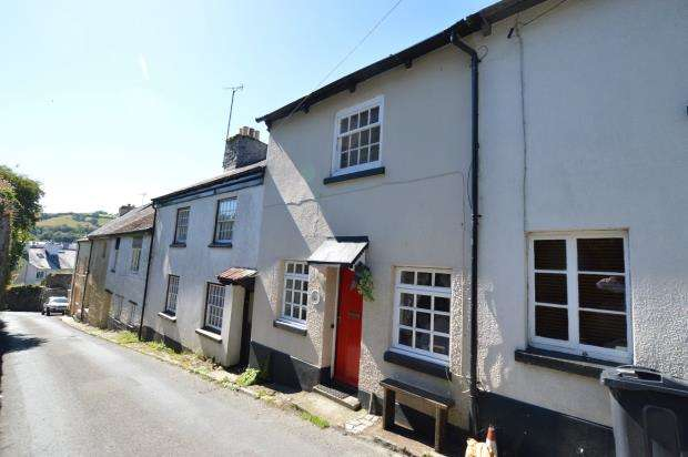 3 Bedrooms Terraced House for sale in Silver Street, Buckfastleigh, Devon