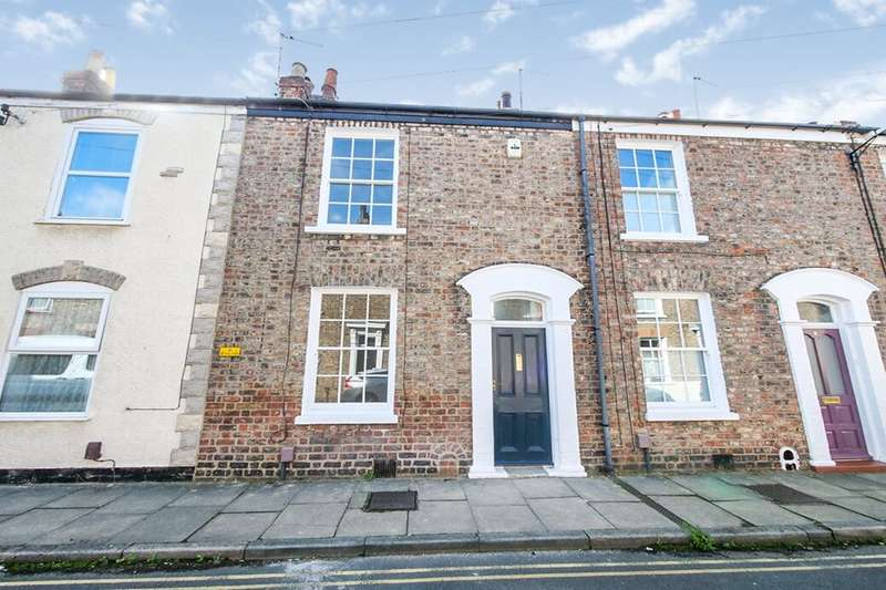 2 Bedrooms Terraced House for rent in Fairfax Street, York, YO1