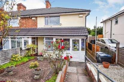 3 Bedrooms End Of Terrace House for sale in Plumstead Road, Kingstanding, Birmingham