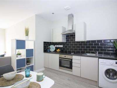 1 Bedroom Apartment Flat for rent in Hall Ings Road, Bradford