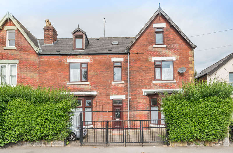 6 Bedrooms Detached House for sale in Oakhill Road, Nether Edge