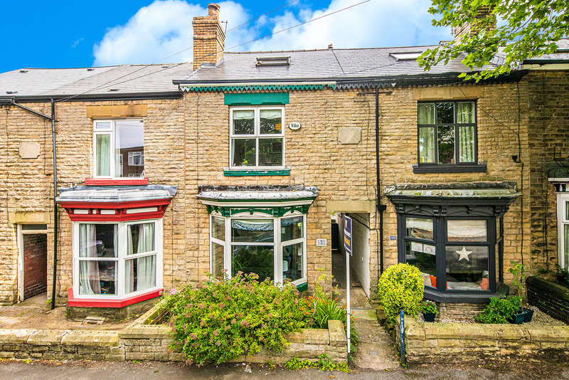 3 Bedrooms Terraced House for sale in Hunter House Road, Ecclesall