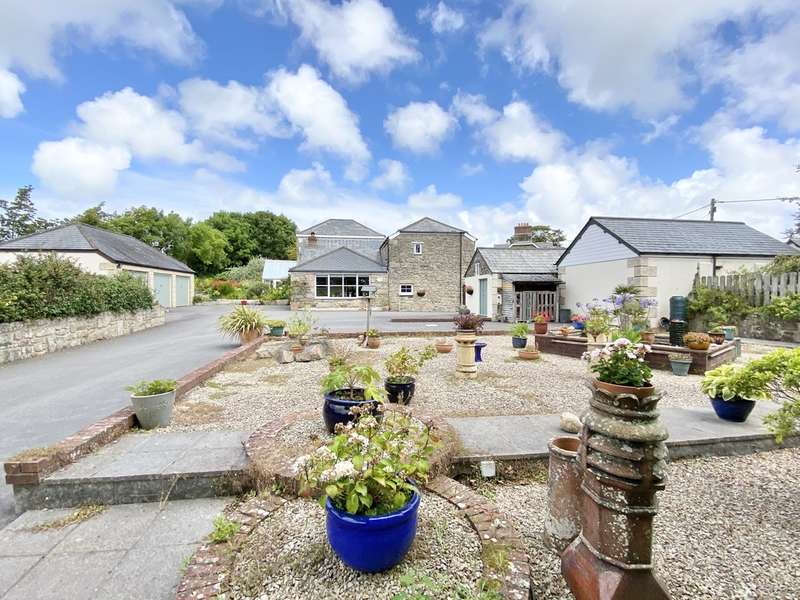 4 Bedrooms Unique Property for sale in Treriefe, Penzance