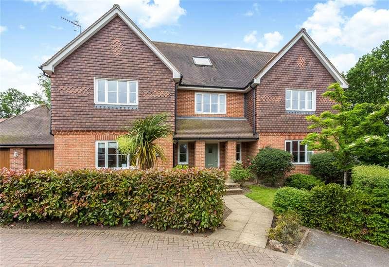 5 Bedrooms Detached House for sale in Furzefield Avenue, Speldhurst, Tunbridge Wells, Kent, TN3