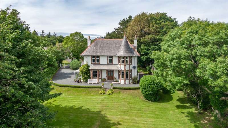 House for sale in The Manse, Erray Road, Tobermory, Isle of Mull, Argyll and Bute, PA75
