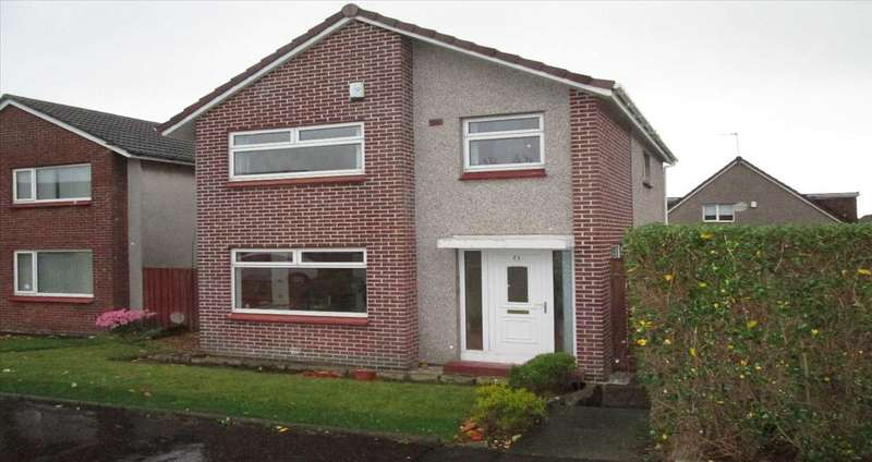 3 Bedrooms Detached House for rent in Montfode Drive, Ardrossan