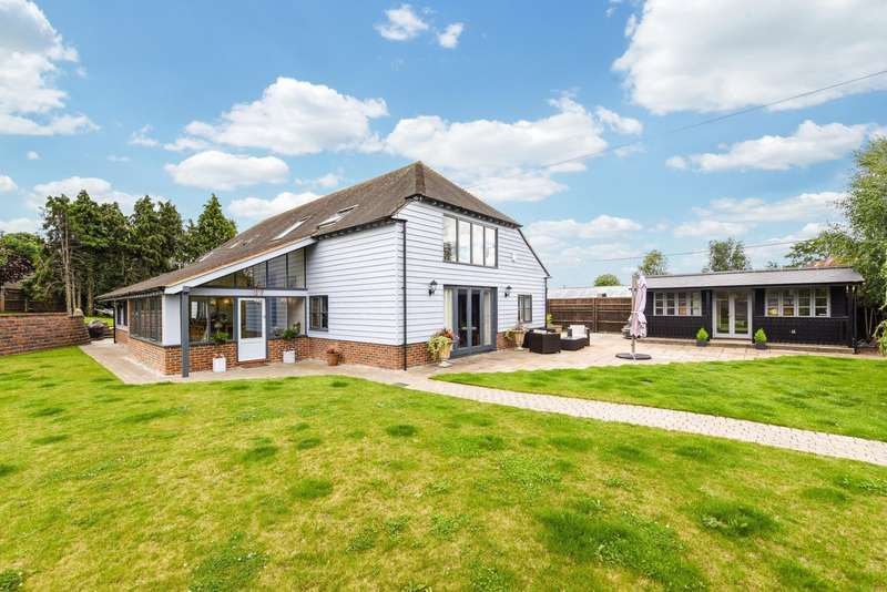 6 Bedrooms Detached House for sale in Gatehampton Farm, Gatehampton Road, Goring On Thames, RG8
