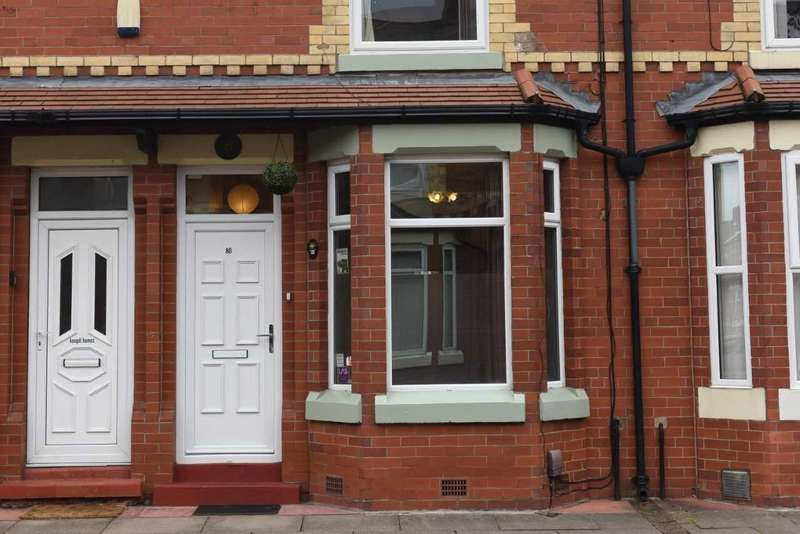3 Bedrooms House for sale in Blandford Road, Salford, Greater Manchester, M6