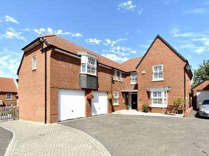 5 Bedrooms Detached House for sale in Monkton Heathfield, Taunton, Somerset