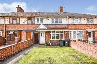 3 Bedrooms Terraced House for sale in Brackenbury Road, Kingstanding, Birmingham