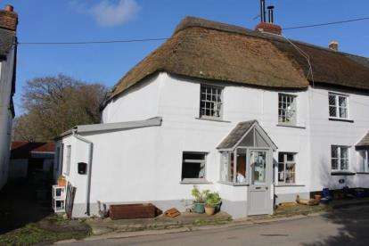 2 Bedrooms End Of Terrace House for sale in Dolton, Winkleigh, Devon