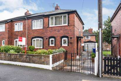 3 Bedrooms Semi Detached House for sale in Maitland Avenue, Chorlton, Manchester, Greater Manchester