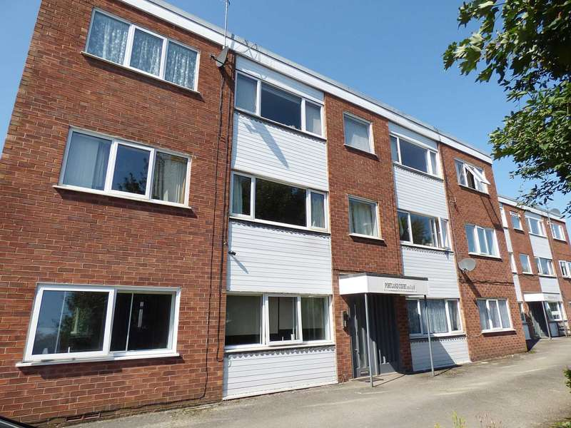 2 Bedrooms Apartment Flat for sale in Portland Court, Heyhouses Lane, St Annes