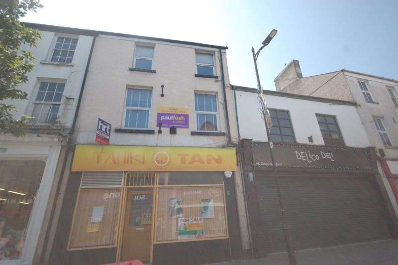 Property for sale in Commercial Street, Aberdare