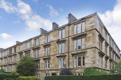 2 Bedrooms Flat for sale in Roslea Drive, Dennistoun, Glasgow
