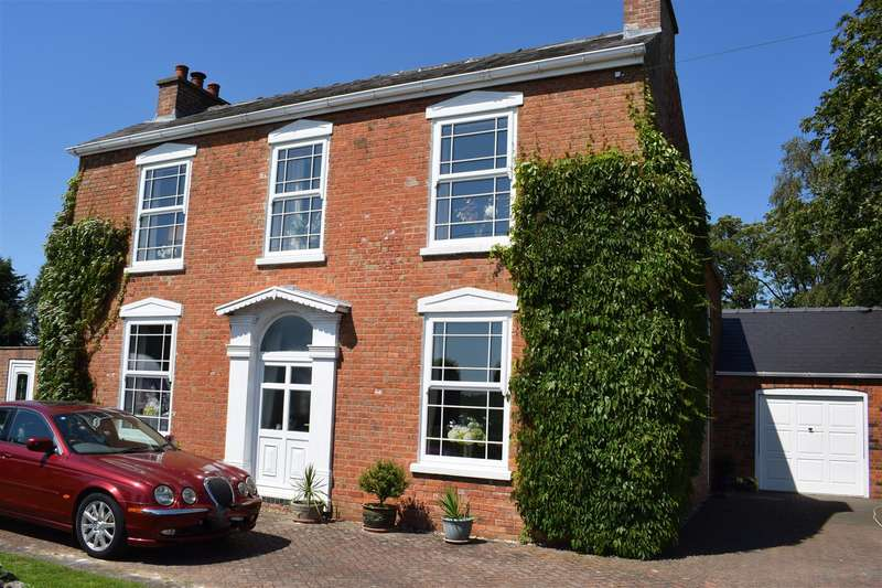 5 Bedrooms Detached House for sale in Gainsborough Road, Middle Rasen