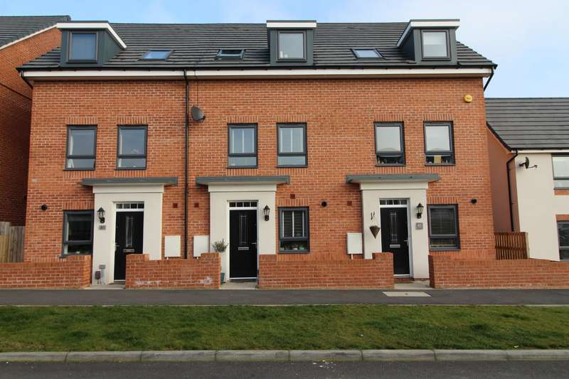 3 Bedrooms House for sale in Derwent Chase, Waverley, Rotherham, South Yorkshire, S60