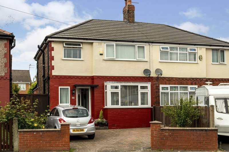 3 Bedrooms Property for sale in Marina Crescent, Bootle, Merseyside, L30