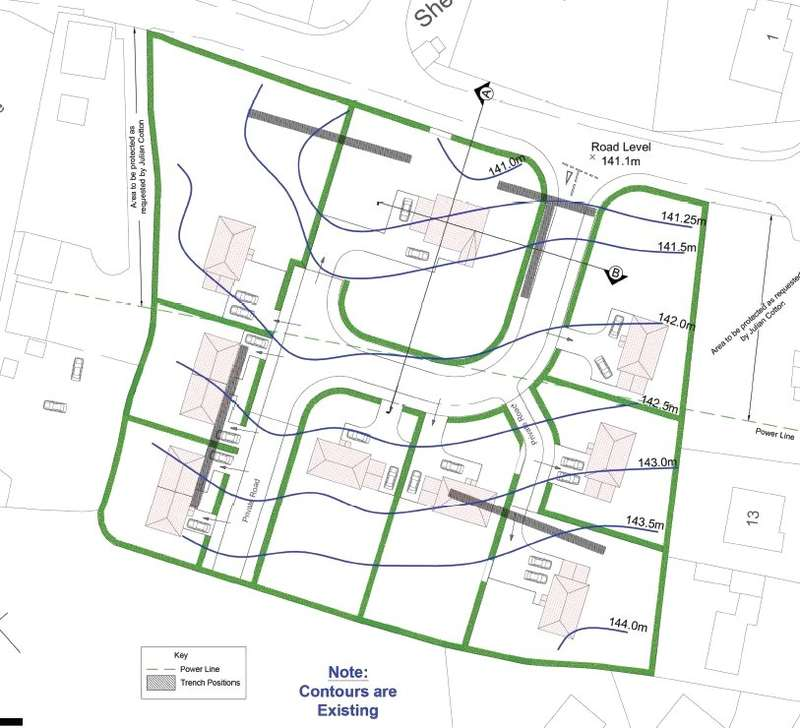 Plot Commercial for sale in Lyonshall, Herefordshire, HR5 3LP