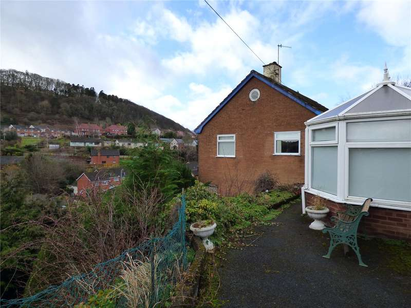 2 Bedrooms Detached House for sale in High Street, Knighton, Powys, LD7 1AT