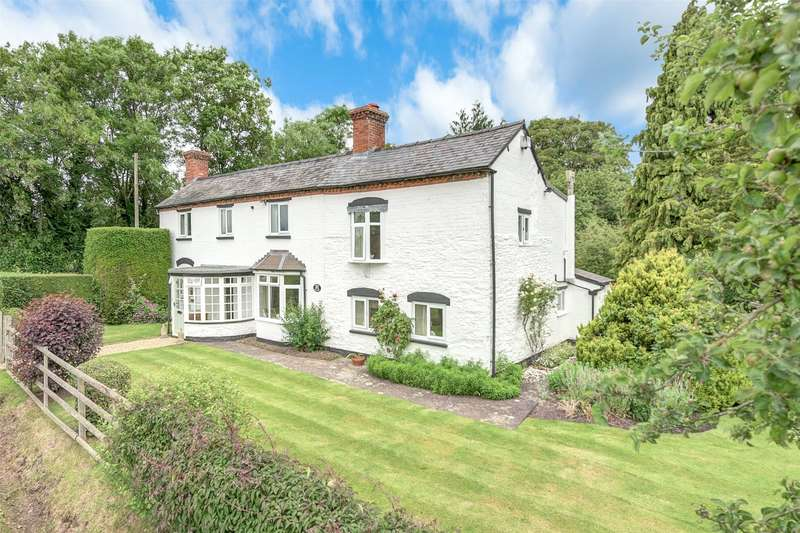 4 Bedrooms Detached House for sale in Eardisland, Leominster, Herefordshire, HR6 9AS