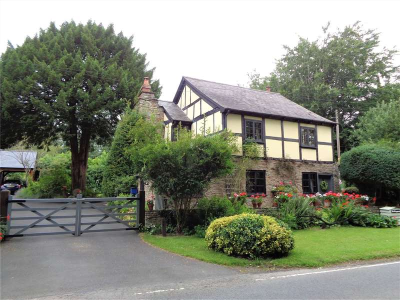 2 Bedrooms Detached House for sale in Eardisland, Leominster, HR6 9BU