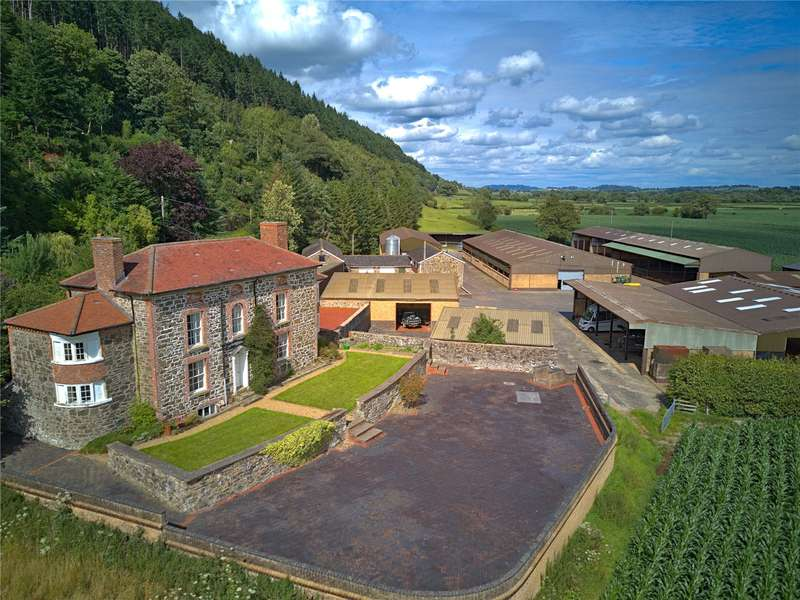 5 Bedrooms Farm Commercial for sale in Meifod, Powys, SY22 6BS