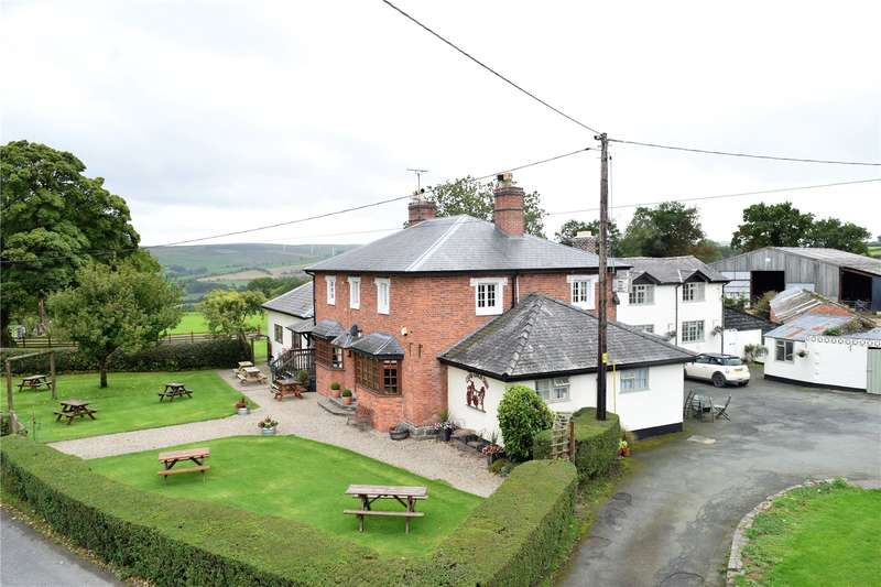 7 Bedrooms Hotel Commercial for sale in Welshpool, Powys, SY21 0AE