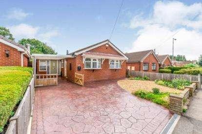 2 Bedrooms Bungalow for sale in Rough Hay Road, Wednesbury, West Midlands