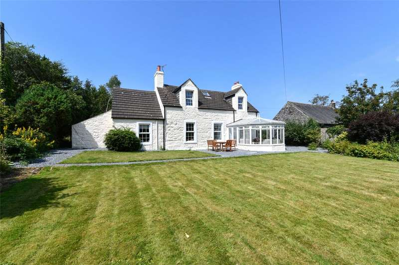 4 Bedrooms Commercial Property for sale in Wellhouse Farm & Letting Cottages, Kirkcowan, Newton Stewart, Dumfries and Galloway, South West Scotland, DG8