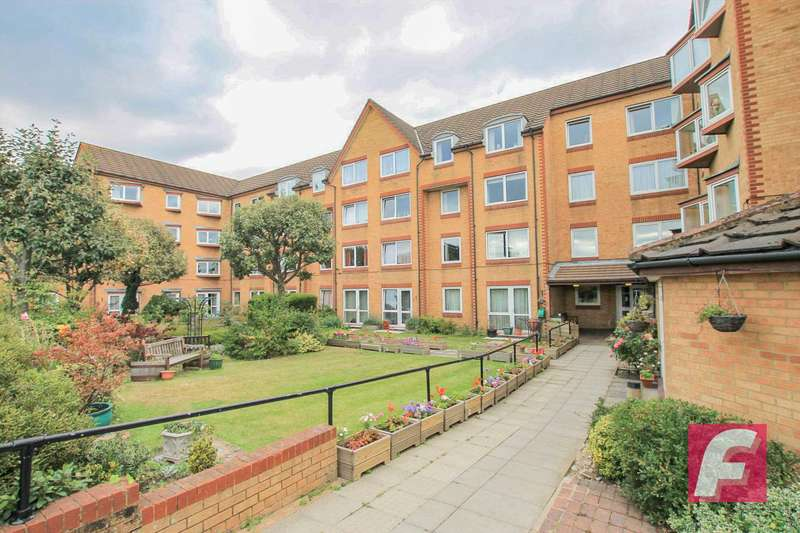 2 Bedrooms Apartment Flat for sale in Homemanor House, Watford, WD18