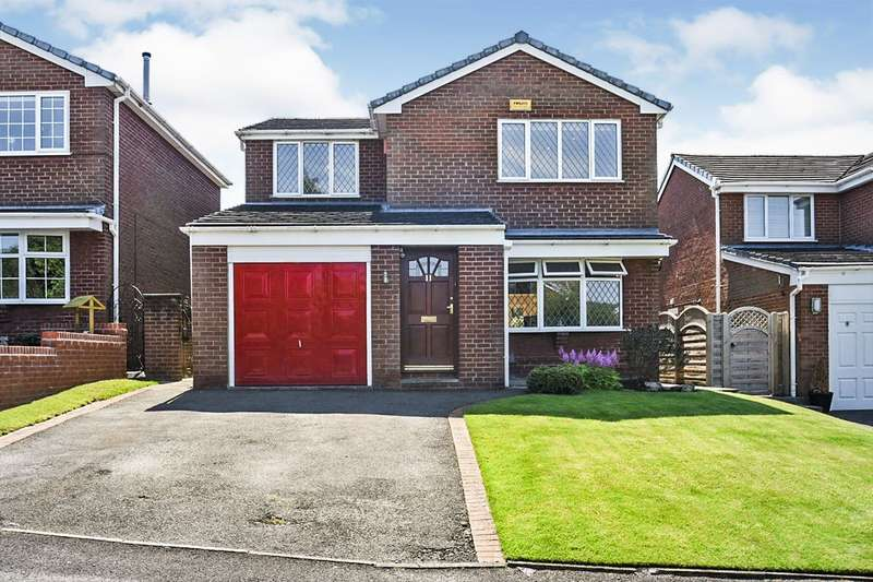 4 Bedrooms Detached House for sale in Underwood Way, Shaw, OL2