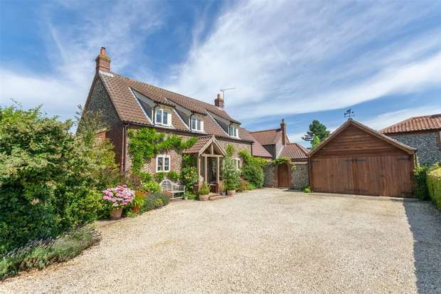 4 Bedrooms Detached House for sale in Langham