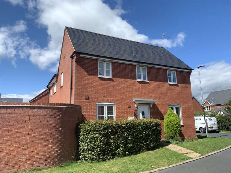 3 Bedrooms House for sale in 6 Wall Hill Close, Kington, Herefordshire, HR5 3GA
