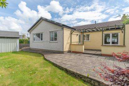 4 Bedrooms Bungalow for sale in Gaerwen Uchaf, Gaerwen, Anglesey, North Wales, LL60
