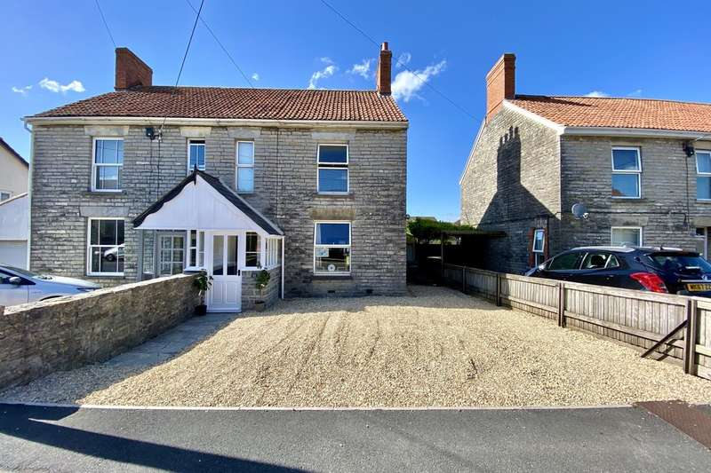 4 Bedrooms Semi Detached House for sale in Stonehill, Street