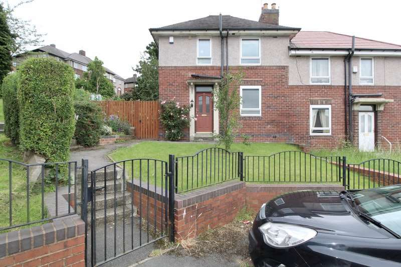 2 Bedrooms Semi Detached House for sale in Madehurst Road, Sheffield, South Yorkshire, S2