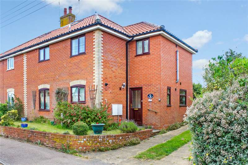 3 Bedrooms Semi Detached House for sale in Hotson Road, Southwold, Suffolk, IP18