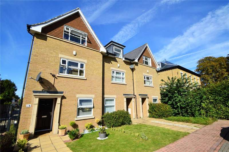4 Bedrooms End Of Terrace House for sale in Elder Place, South Croydon
