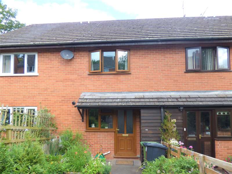 2 Bedrooms Terraced House for sale in 26 Bradnor View Close, Kington, HR5 3UA