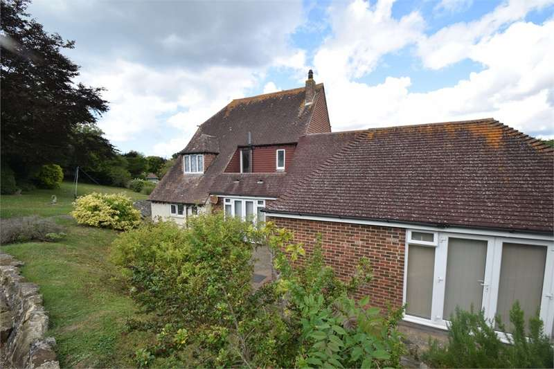 6 Bedrooms Semi Detached House for sale in Downs View Lane, East Dean