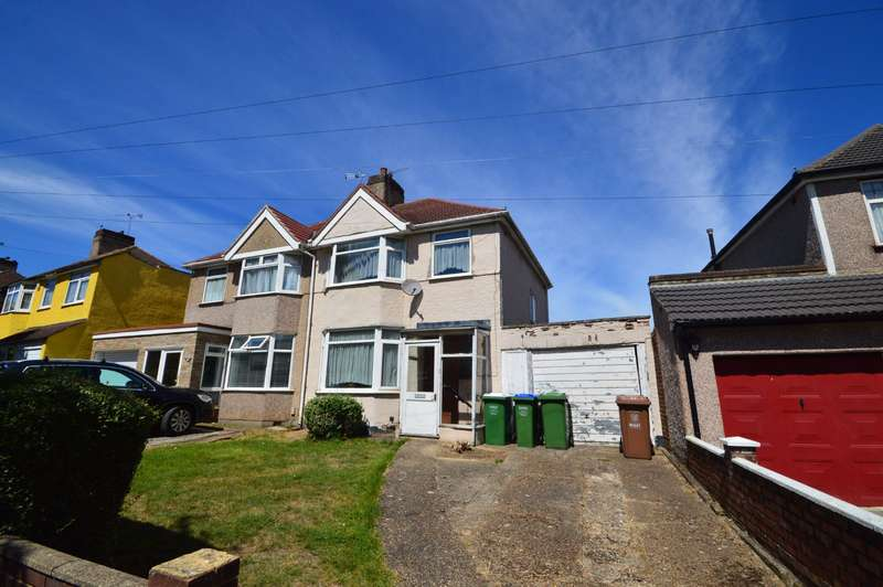 3 Bedrooms Semi Detached House for sale in Watling Street, Bexleyheath, DA6