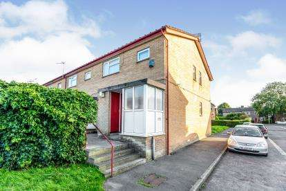 1 Bedroom Flat for sale in Normoss Avenue, Blackpool, Lancashire, ., FY3