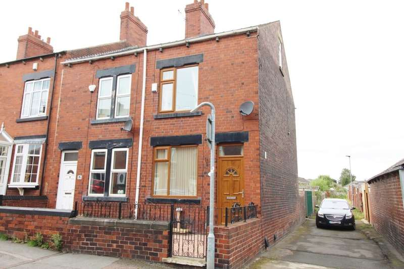 3 Bedrooms Property for sale in John Street, Wombwell, Barnsley, S73