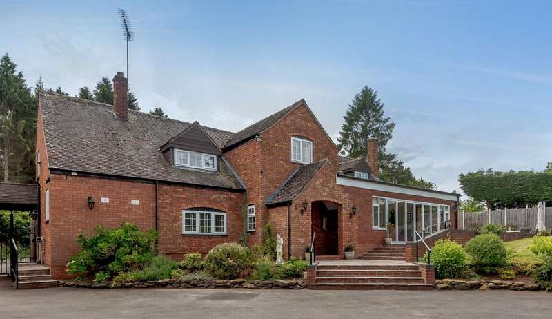5 Bedrooms Property for sale in Hillpool, Chaddesley Corbett, Worcestershire