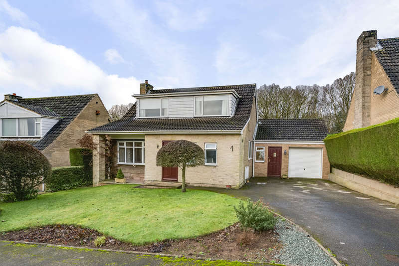 4 Bedrooms Detached House for sale in Woodfoot Road, Rotherham