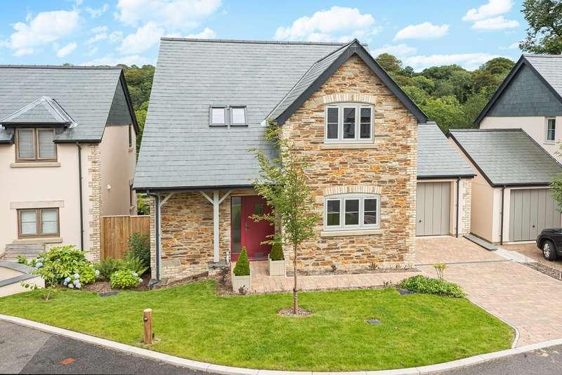 4 Bedrooms Detached House for sale in Tavistock